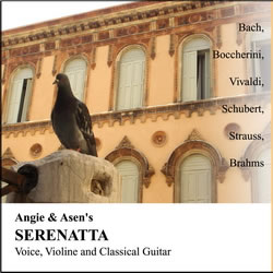 Serenatta CD